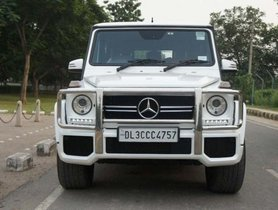 Mercedes-Benz G-Class G63 AMG 2014 for sale