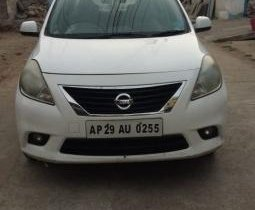 Used Nissan Sunny 2012 car at low price