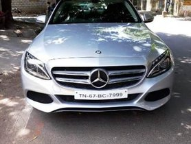 Mercedes Benz C Class C 220 CDI Elegance AT 2017 for sale