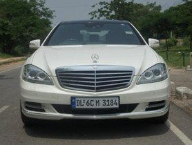 Used 2012 Mercedes Benz S Class for sale