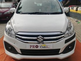 Used Maruti Suzuki Ertiga 2016 car at low price