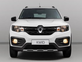 Renault Kwid Facelift To Get More Safety Features