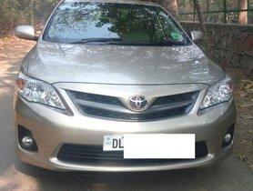 Toyota Corolla Altis Diesel D4DG 2012 for sale