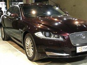 Good as new Jaguar XF 2014 for sale