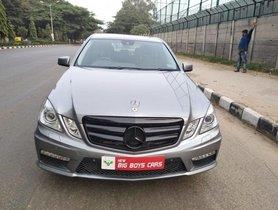 Mercedes Benz E Class 2011 for sale