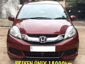 Used Honda Mobilio 2015 for sale at low price