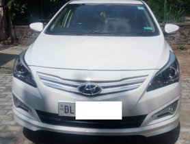 Hyundai Verna SX CRDi AT