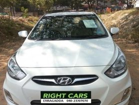 Hyundai Verna CRDi SX 2012 for sale