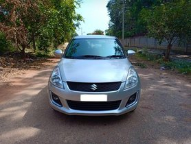 Used Maruti Suzuki Swift 2015 car at low price