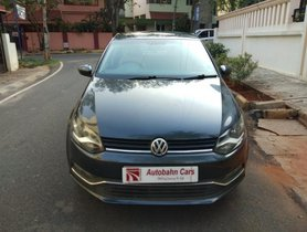 Hatchback Volkswagen Polo 2015 for sale