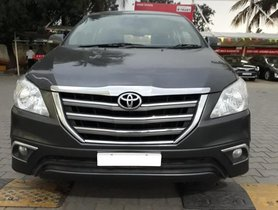 Toyota Innova 2.5 VX (Diesel) 7 Seater BS IV 2015 for sale