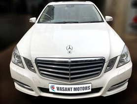 Used Mercedes Benz E Class 2013 for sale at low price
