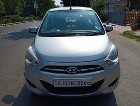 Used Hyundai i10 Sportz AT 2011