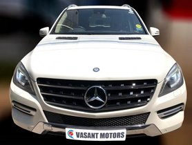 2012 Mercedes Benz M Class for sale at low price