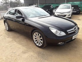2010 Mercedes Benz CLS for sale at low price