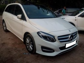 Used Mercedes Benz B Class 2016 for sale at low price