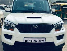 2018 Mahindra Scorpio for sale