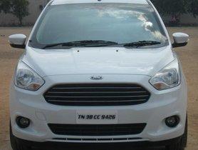 Ford Figo 1.2P Titanium Plus MT 2015 for sale