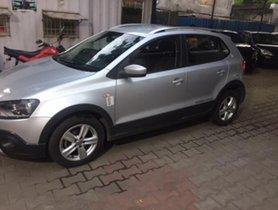 Volkswagen CrossPolo 1.5 TDI 2014 for sale