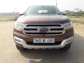 Used Ford Endeavour 2016 for sale at low price