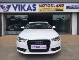 Audi A6 2.0 TDI Premium Plus 2012 for sale