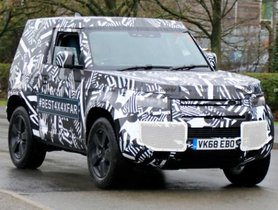 2020 Land Rover Defender To Be Launched Next Year