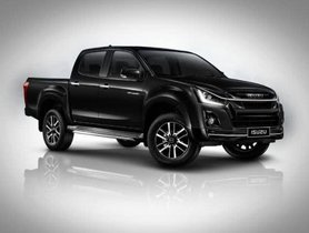 Isuzu D-Max Facelift Spied; Launch In 2019