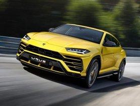 Big Demand For Lamborghini Urus In India