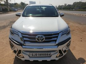 Used Toyota Fortuner 2.8 4WD AT 2018 for sale