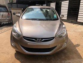 Used Hyundai Elantra CRDi SX 2012 for sale