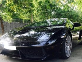 Lamborghini Gallardo LP 550 2 Limited Edition 2014 for sale