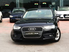 Used 2014 Audi A4 for sale at low price