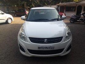 Used Maruti Suzuki Dzire 2012 car at low price