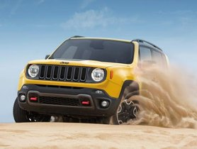 Next-gen Jeep Renegade Heading Towards India