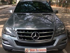 2011 Mercedes Benz M Class for sale at low price