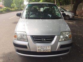 Used Hyundai Santro Xing 2009 car at low price