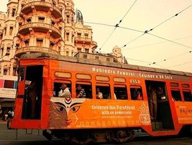 Victoria On Wheels - First Tram Restaurant In India