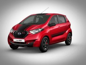 Datsun Redigo Facelift To Launch In India In 2019