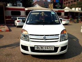 Well-kept Maruti Wagon R LXI BSIII for sale