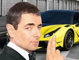 10 Fascinating Facts About Rowan Atkinson The Car Collector
