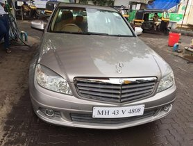 Mercedes-Benz C-Class C 220 CDI Elegance AT 2008 for sale