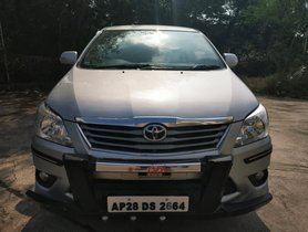 Used 2012 Toyota Innova 2004-2011 for sale