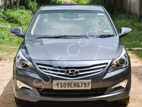 Hyundai Verna 1.6 VTVT AT S Option by owner