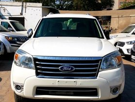 Used Ford Endeavour 2.5L 4X2 2010 for sale