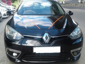 Used Renault Fluence car at low price
