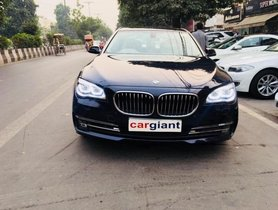 BMW 7 Series 730Ld 2015 for sale