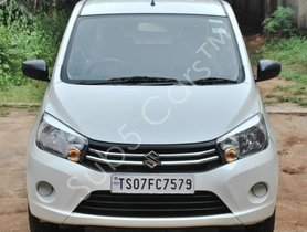 Maruti Celerio VXI AT 2016 for sale