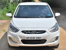 Hyundai Verna 1.6 SX VTVT 2013 for sale