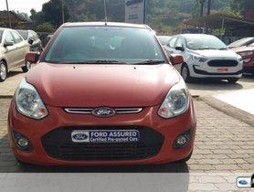 Used Ford Figo Diesel Titanium 2015