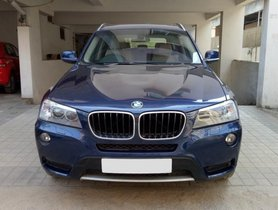 Used BMW X3 xDrive20d 2011 for sale